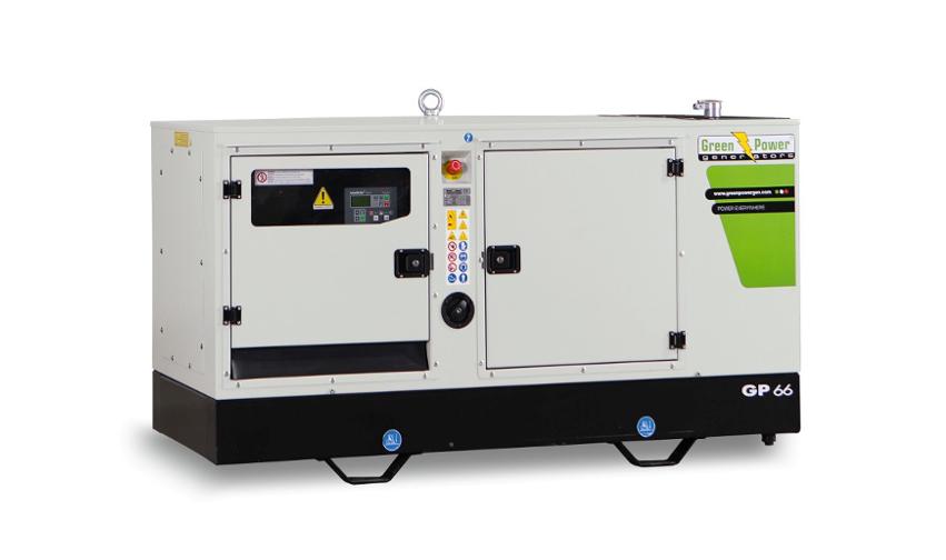 Máy phát điện GREEN POWER - ITALIA (30 KVA - 3000 KVA)