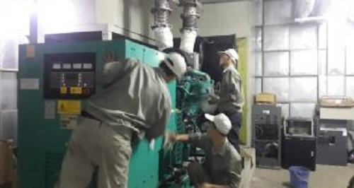 Bảo dưỡng máy phát điện Doosan – Thời gian thay thế lọc dầu, lọc gió