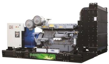 Tổ máy phát điện ENERGY nhập khẩu nguyên chiếc tại Italia 1500 kVA
