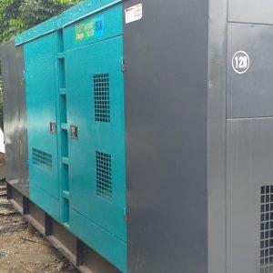 Máy phát điện cũ Cummins 250 kVA
