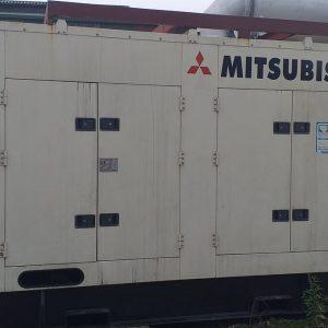 Máy phát điện cũ Mitsubishi 500 KVA