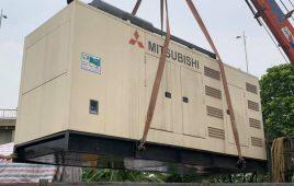 Bán và cho thuê máy phát điện mới và cũ Doosan, Mitsu, Cummins