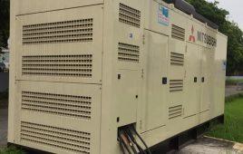 Thuê máy phát điện tại Thái Bình 0983 195 826