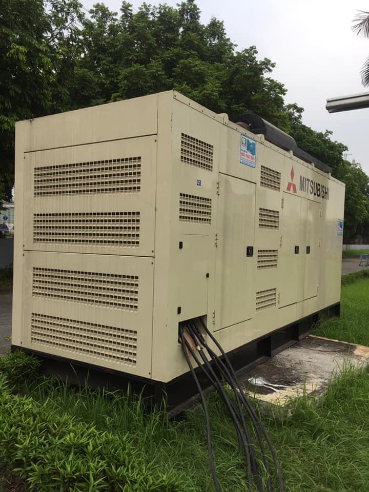 Bán và cho thuê máy phát điện tại Quảng Trị, Quảng Bình