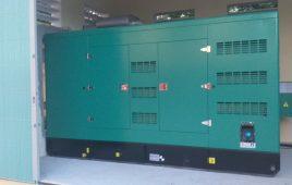 Máy phát điện Cummins 500KVA – 3 pha cung cấp cho Trung tâm văn hóa thể thao huyên Gia Bình tỉnh Bắc Ninh