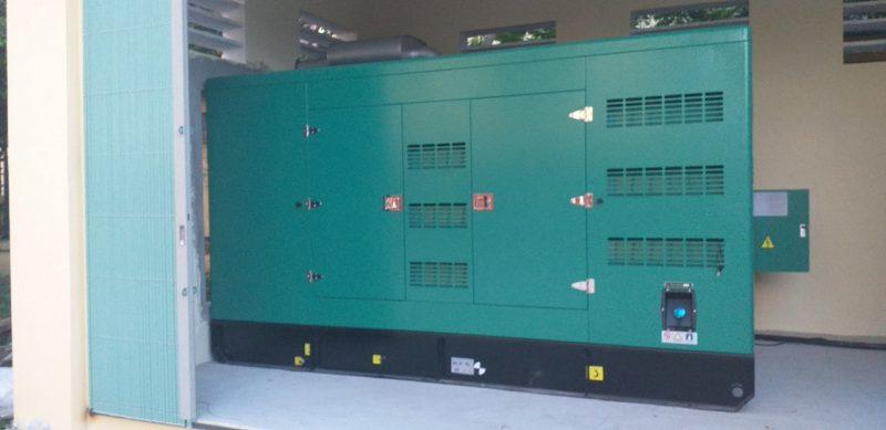 Sử dụng máy phát điện Doosan – NHSTAR cơ bản.