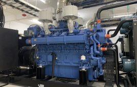 Cung cấp và lắp đặt 02 máy phát điện công suất 2000 kVA tại nhà máy Crystal Martin