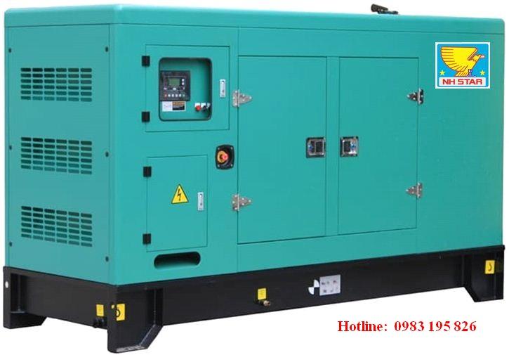 Cung cấp lắp đặt máy phát điện Doosan 400 kVA tại Bệnh Viện Quảng Xương
